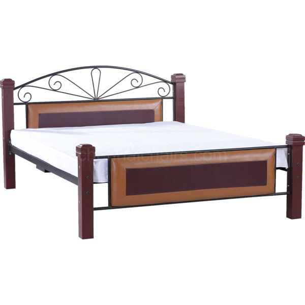 Picture of Shiner Stylish Metal Cot
