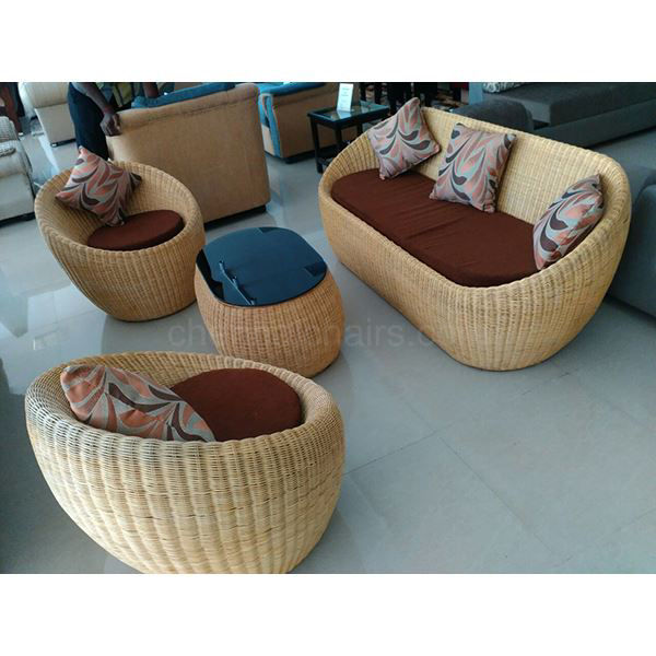 Picture of Morocco Cane Sofa Set