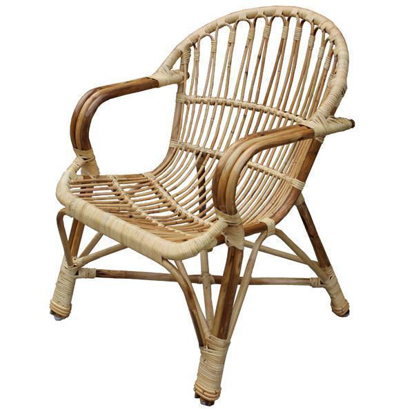 Casima Cane Arm Chair