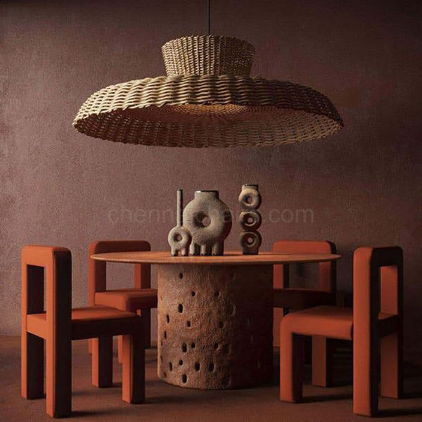 Persian Cane lamp shades
