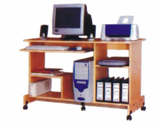 Picture of Alpha Computer Table