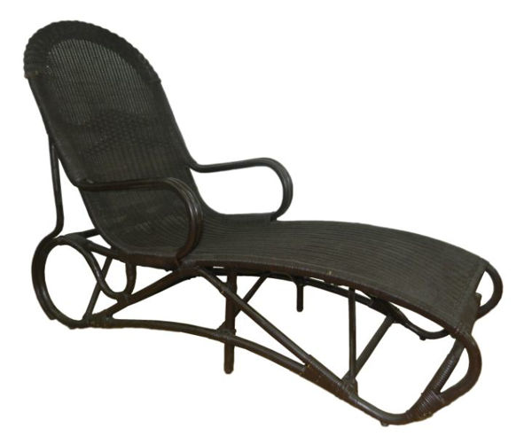 Picture of Mosul Cane Sunbath Chair