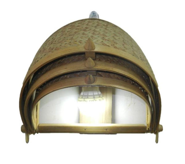 Picture of Oscar Cane lamp shades