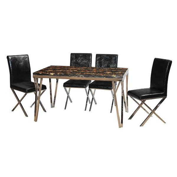 Picture of Marin Marble Dining Table