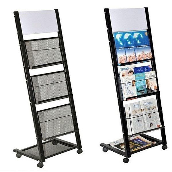 Picture of Noble News Paper Stand