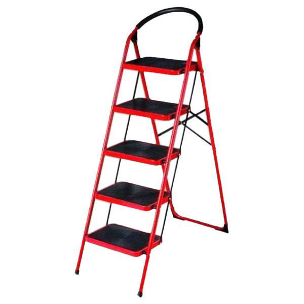 Picture of Metal 5 steps Ladder