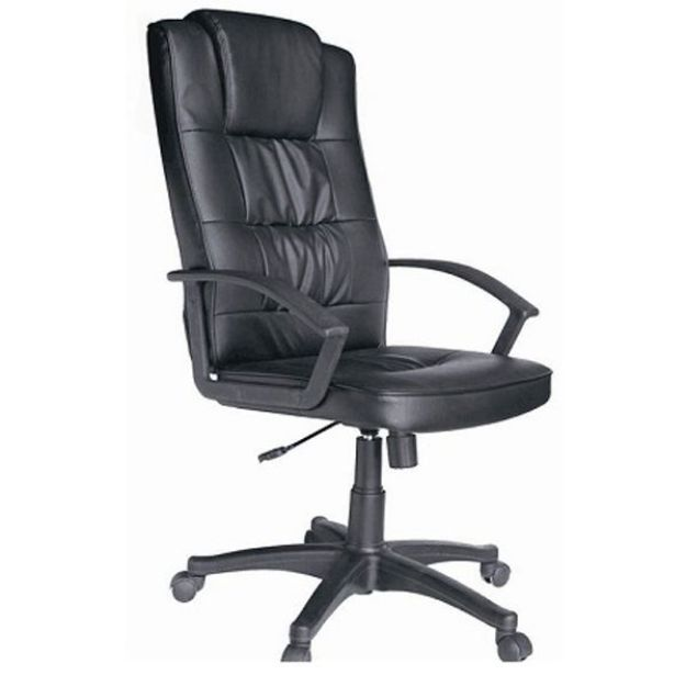 Picture of Entry Leather Office Chair