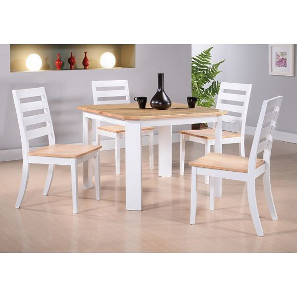 Dublin Metal Dining Chair: Buy Dublin Dining Table Online At Discounted Prices In