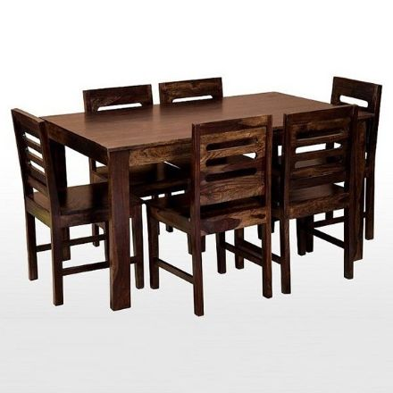 Picture of Elano Superior 6 Seater Dining Table