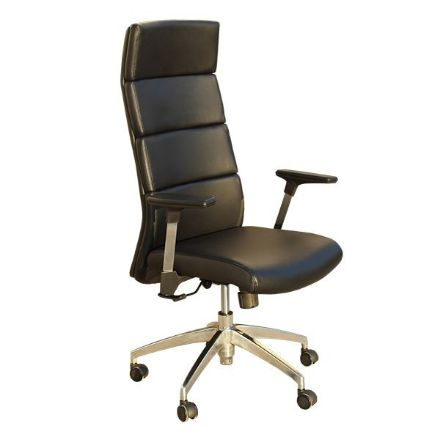Nevada Leather Office Chair