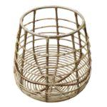 Volt Cane Laundry Basket