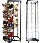 Helmet Storage Rack