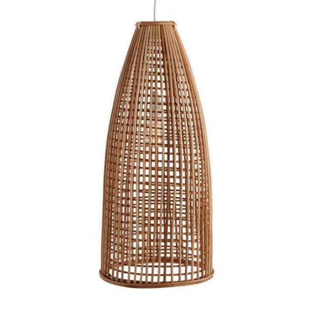 Lillian Cane lamp shades