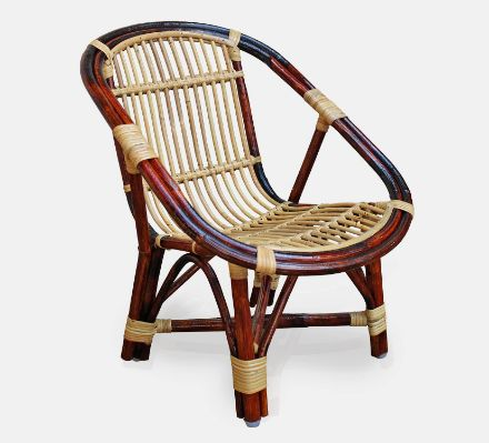 Lia Kids Rattan Chair