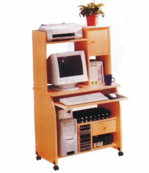 Picture of Multipurpose Computer Table