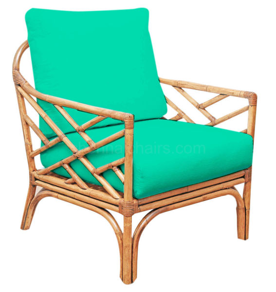 Picture of Beetel Cane Arm Chair