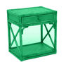 Merina Cane bed side Table