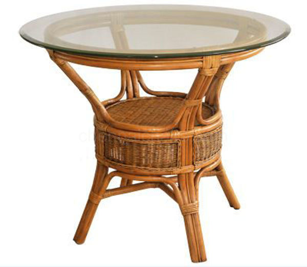 Zycle Cane Side Table