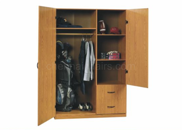 Picture of Multipurpose 2-door Wardrobe