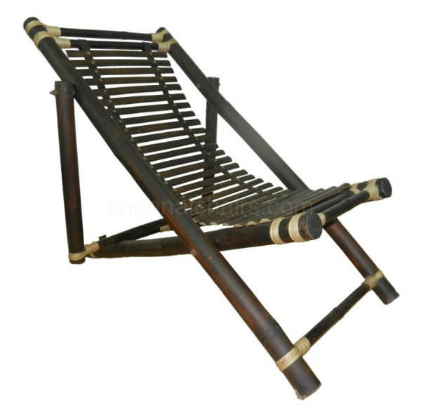 Picture of Baltic Bamboo Easy Chair