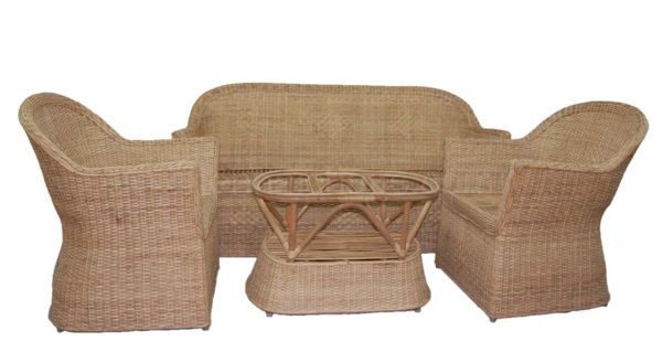 Picture of Huch Rattan Sofa