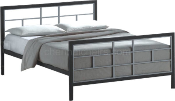 Picture of Flounder Metal Cot