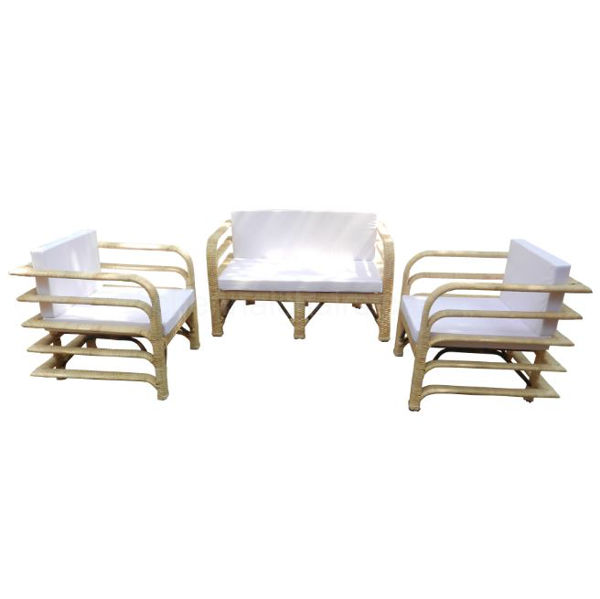 Picture of Mantas Cane Sofa Set