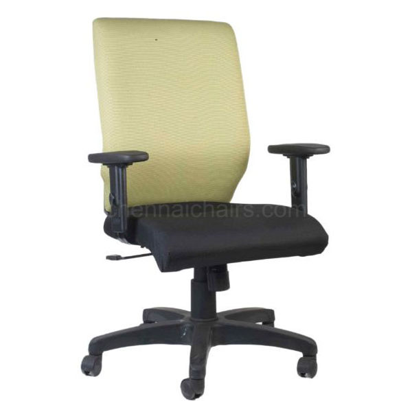 Picture of Mantis Medium Back Operator Chair