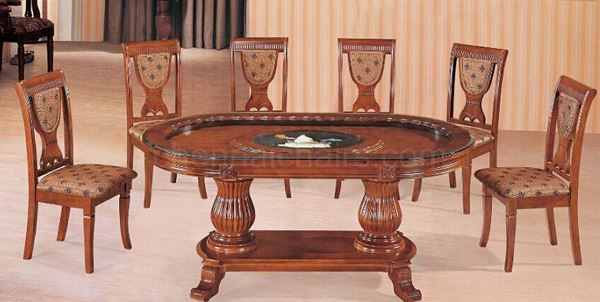 Picture of Jefferson 6 seater Dining Table