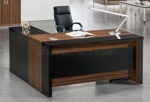 Picture of Bormann L Shape Office Table