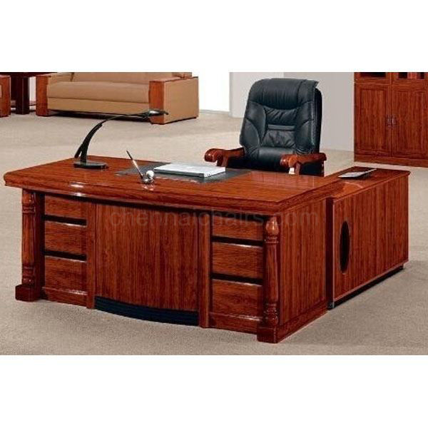 Picture of 4Ever Executive Desk 7 Ft
