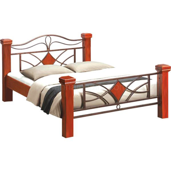 Picture of Shiner Stylish Wooden Cot
