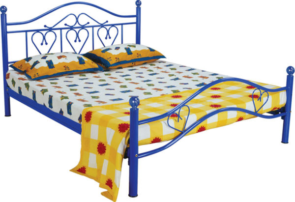 Picture of SleepOver Metal Cot
