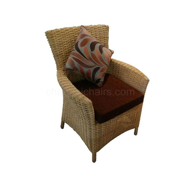 Hampton Cane Arm Chair Set