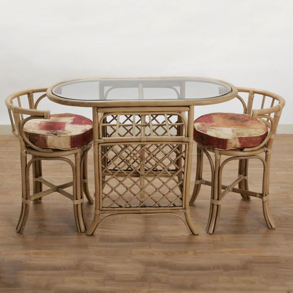 Basler Cane Dining Set At Offer Price In Chennai Bamboo Dining Set At Affordable Prices In Chennai Chennaichairs Offers Perfectly Designed Dining Set Buy Furniture Online Chennai Online Chairs Chairs Online
