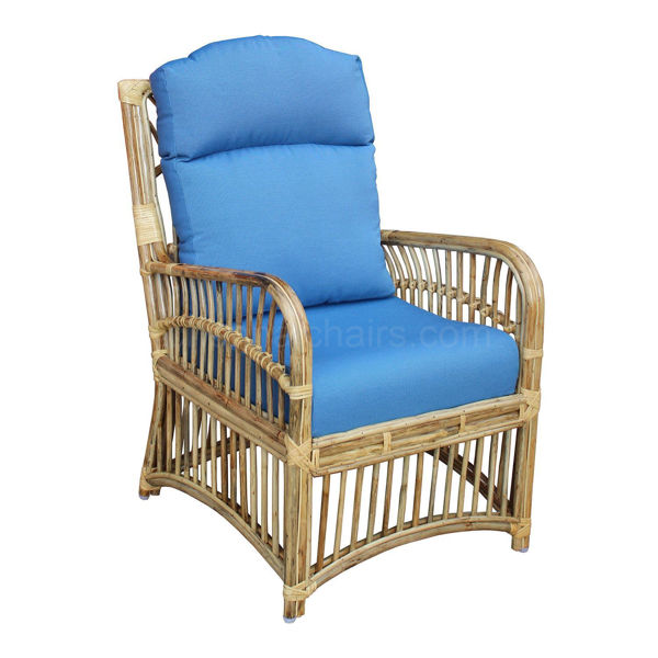 Duro Cane Arm Chair