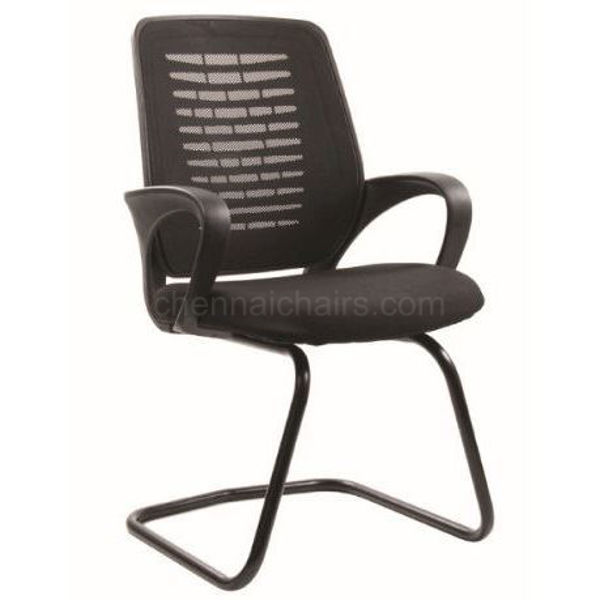 Hove Mesh Back Visitor Chair