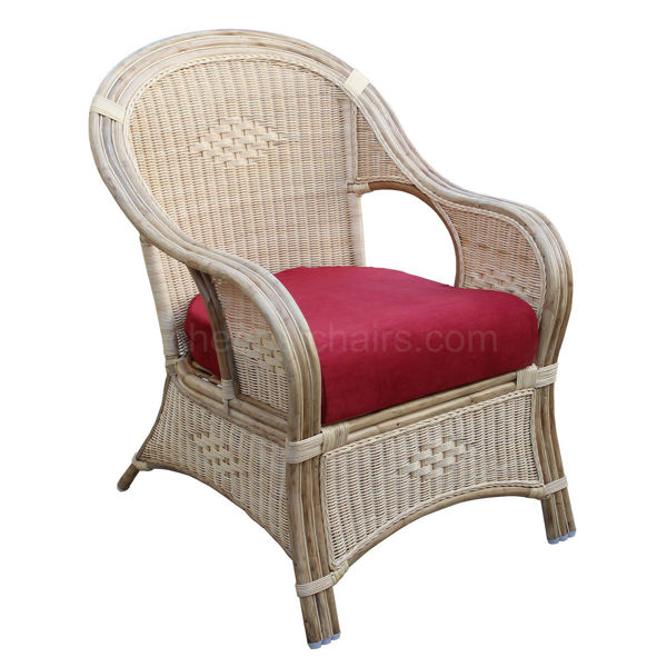 Rossella Cane Armchair