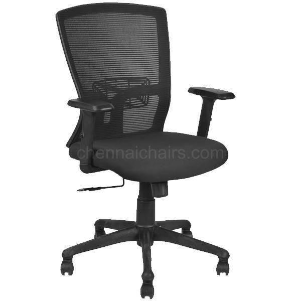 Wave Mesh Office Chair