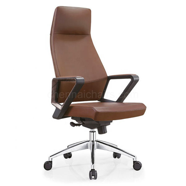 Nora Luxury Leather Chair