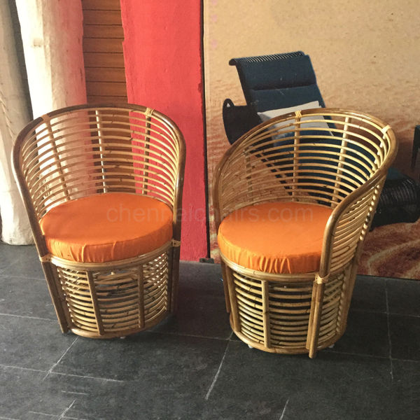 Oslo Rattan Cane Dining Chair