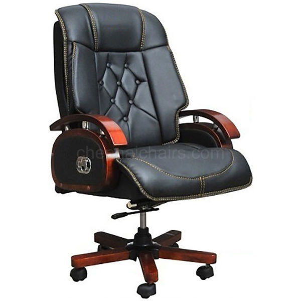 Tyler Leather Office Chair