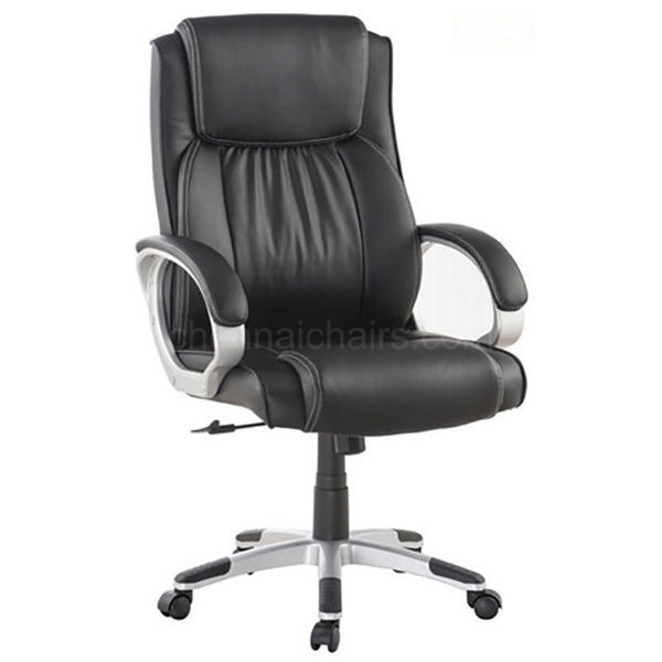 Frederick Leather Office Chair