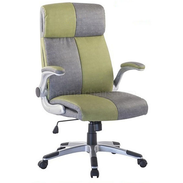 Darren Leather Office Chair