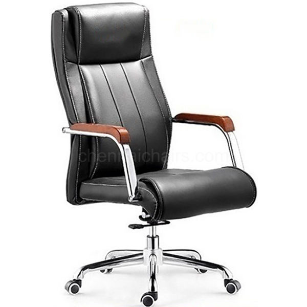 Cartlon Leather Chair