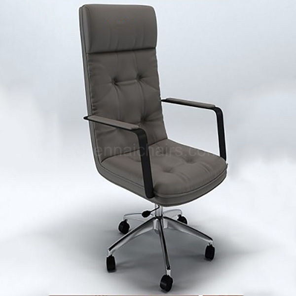Lindsey Leather Chair