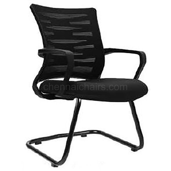 Abbott Mesh Back Visitor Chair