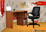Combo of - HOFFICE WFH Laptop Desk 403 with Hove Mesh office Chair