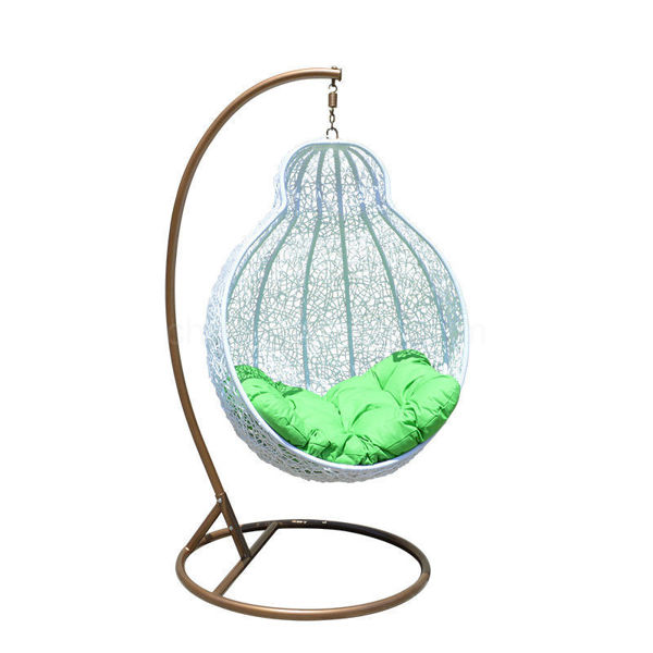 Picture of Leone Outdoor Swing White